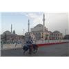 ركاب زني مسير استانبول تا تبريز با پيام صلح و دوستي ايرانيان به كشور دوست و همسايه تركيه