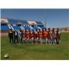 حضور جناب آقاي نقيبي از اساتيد موسسه آموزش عالي شانديز به عنوان مربي بدنساز در كنار تيم فوتبال دانشگاه فردوسي مشهد